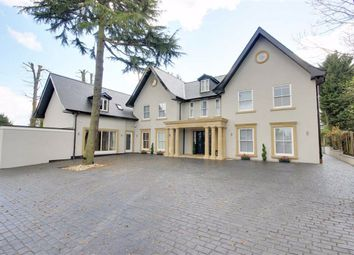 Thumbnail 6 bed detached house to rent in St Ronans Close, Hadley Wood, Hertfordshire