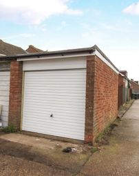 Thumbnail Parking/garage for sale in Percival Road, Eastbourne
