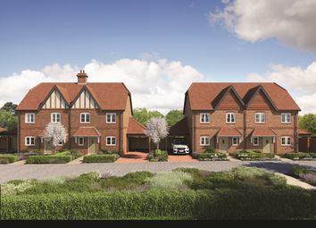 Thumbnail 4 bed detached house for sale in Bell Foundry Lane, Wokingham, Berkshire