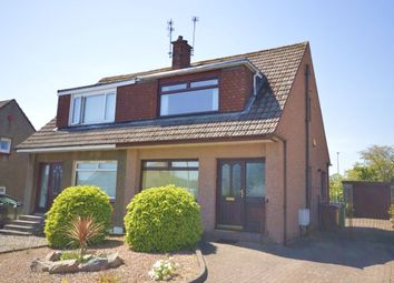 Thumbnail 3 bed semi-detached house for sale in Kilspindie Crescent, Kirkcaldy