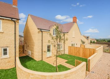 Thumbnail 2 bedroom semi-detached house to rent in Main Road, Long Hanborough, Witney