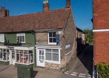 Thumbnail 3 bed end terrace house to rent in Long Melford, Sudbury, Suffolk