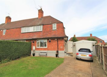 Thumbnail 3 bed semi-detached house for sale in Naseby Close, Heathfield Estate, Nottingham
