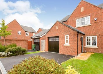 Thumbnail 3 bed detached house for sale in Telford Road, Northwich, Cheshire