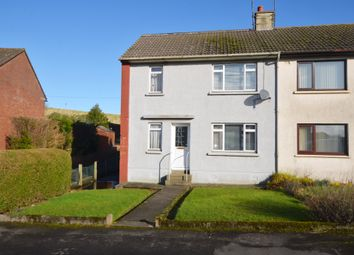 Thumbnail 2 bed semi-detached house for sale in 16 Merkland Place, Kirkoswald