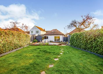 Thumbnail 3 bed bungalow for sale in St. Albans Road, Watford, Hertfordshire