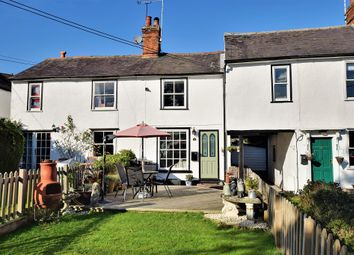 Thumbnail 2 bed terraced house for sale in The Downs, Dunmow