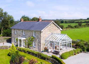 Thumbnail 3 bedroom detached house for sale in Nancegollan, Helston, Cornwall