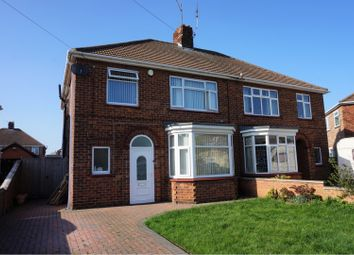 Thumbnail 4 bed semi-detached house for sale in Butler Place, Cleethorpes