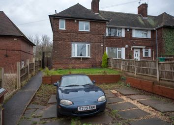 3 bed end terrace house for sale in Greenwood Road, Nottingham NG3