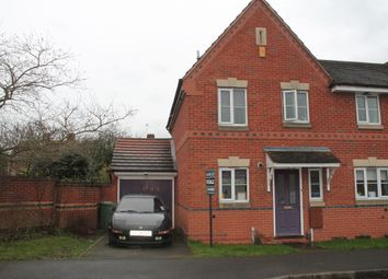 Thumbnail 2 bed end terrace house for sale in Robert Dukeson Avenue, Newark