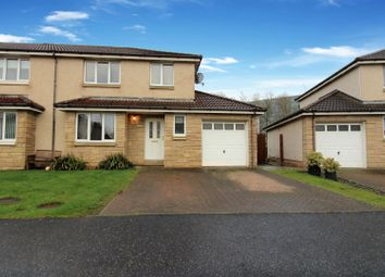 Thumbnail 3 bed semi-detached house for sale in Braemar Gardens, Glenrothes