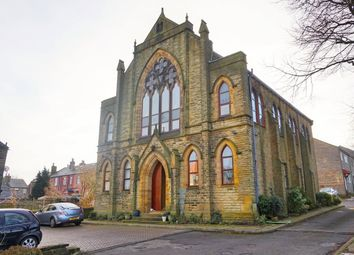 Thumbnail 2 bed flat for sale in Chapel Close, Huddersfield