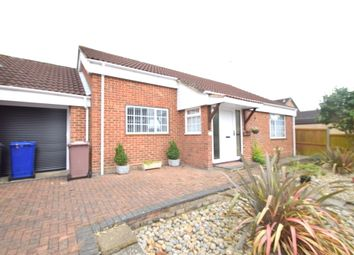 Thumbnail 2 bedroom detached bungalow for sale in Carlton Close, Haverhill