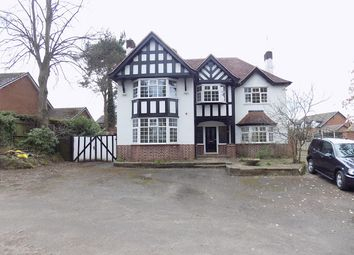 Thumbnail 4 bed detached house to rent in Tettenhall Road, Wolverhampton