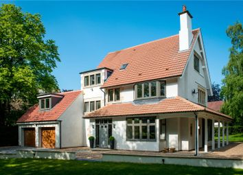 Thumbnail 5 bed detached house for sale in Hereford Road, Harrogate, North Yorkshire