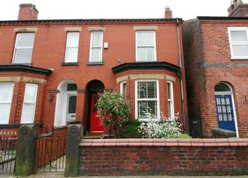 Thumbnail 3 bed end terrace house for sale in Moorside Road, Swinton, Manchester