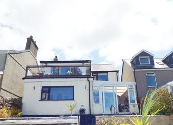 Thumbnail 3 bed detached house for sale in Bush Road, Felinheli, Gwynedd, .