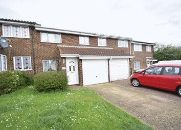 Thumbnail 3 bedroom terraced house to rent in Dunsmore Road, Luton