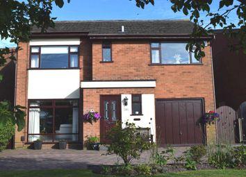 Thumbnail 4 bedroom detached house for sale in Preston Old Road, Freckleton, Preston