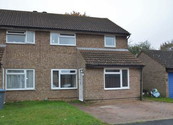 Thumbnail 3 bed semi-detached house for sale in Kersey Road, Felixstowe