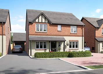 """4 bed property for sale in """"The Dorking"""" at Main Street, East Challow, Wantage OX12"""