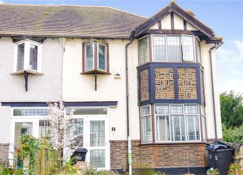 Thumbnail 3 bed end terrace house for sale in Duppas Road, Croydon, Surrey
