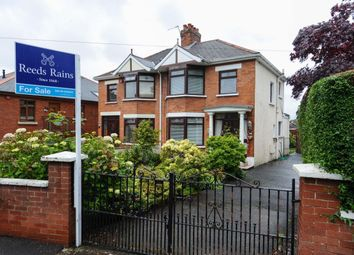 3 bed semi-detached house for sale in Circular Road, Belfast BT4