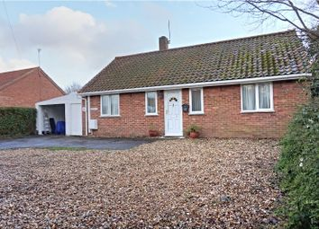 Thumbnail 3 bedroom detached bungalow for sale in School Lane, Toftwood, Dereham