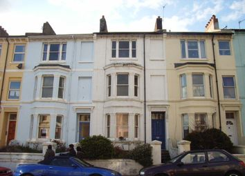 Thumbnail 3 bed maisonette to rent in Queens Park Road, Brighton