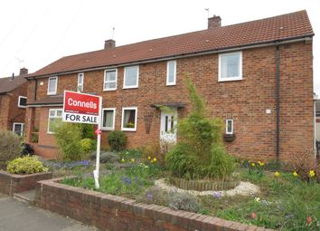 Thumbnail 3 bedroom semi-detached house for sale in Harringworth Road, Evington, Leicester
