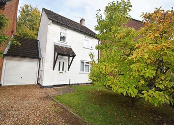 Thumbnail 3 bed detached house for sale in Badgers Bank, Lychpit, Basingstoke