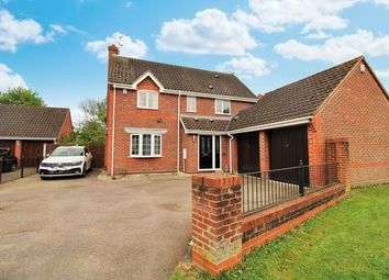 Thumbnail 4 bed detached house for sale in Eastwood Drive, Highwoods, Colchester
