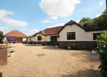 Croftside Cottage, Manor Road, Lambourne End RM4. 4 bed bungalow for sale