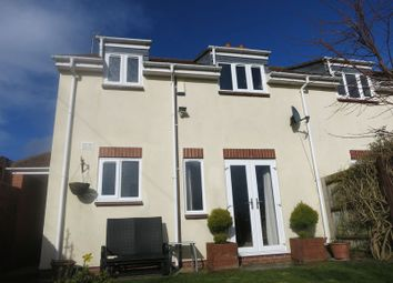 Thumbnail 4 bed semi-detached house to rent in Broadfield Park, Moor Road, Middlezoy, Bridgwater