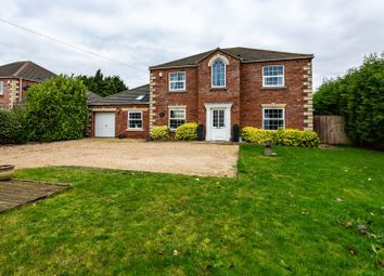 Thumbnail 4 bed detached house to rent in Main Road, Holland Fen, Lincoln