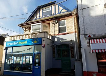 Thumbnail 2 bed maisonette to rent in South Street, Braunton, Devon