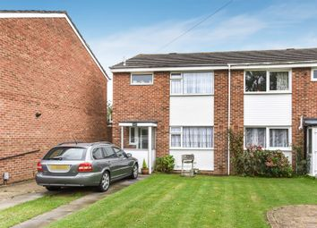 Thumbnail 3 bedroom end terrace house for sale in Curtis Road, Ewell, Epsom