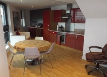 2 bed flat to rent in Echo Central One, Cross Green Lane, City Centre LS9