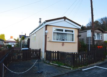 Thumbnail 1 bedroom mobile/park home for sale in Rustywell Park, Yeovil
