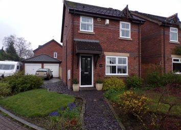 Thumbnail 3 bed detached house for sale in Orchard Rise, Moulton, Northwich, Cheshire