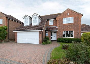 Thumbnail 5 bed detached house for sale in Ealham Close, Canterbury