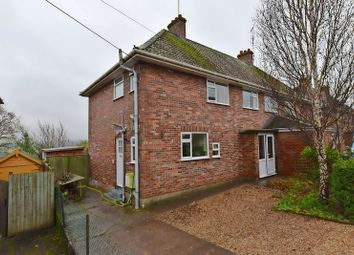 Thumbnail 3 bed semi-detached house for sale in Tor View Avenue, Glastonbury