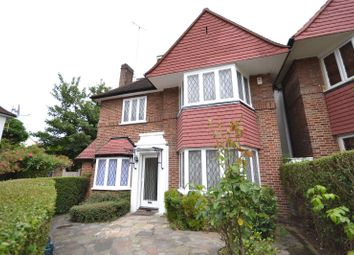Thumbnail 5 bed cottage to rent in Gloucester Gardens, Golders Green
