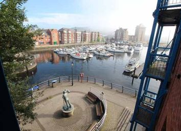 Thumbnail 1 bed flat for sale in Abernethy Square, Swansea, West Glamorgan