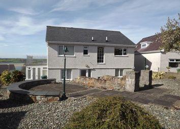 Thumbnail 4 bed detached house for sale in Cae Gwyn, Caernarfon, Gwynedd