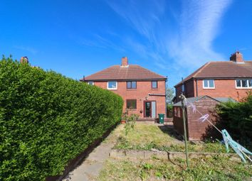 2 bed semi-detached house for sale in The Crescent, Barlow, Blaydon-On-Tyne NE21