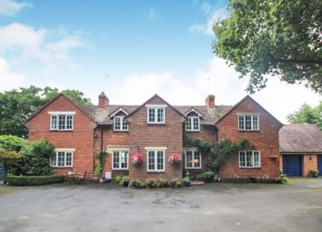 Thumbnail 5 bed detached house for sale in Lythwood, Shrewsbury