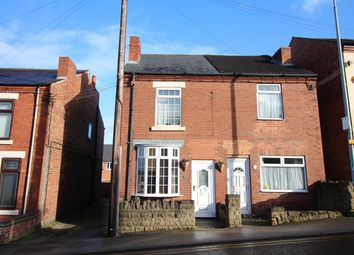 Thumbnail 2 bedroom semi-detached house for sale in Main Street, Awsworth, Nottingham
