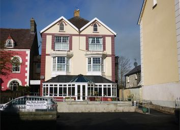 Thumbnail 13 bed town house for sale in Highbury Guest House, Pendre, Cardigan, Ceredigion, Wales